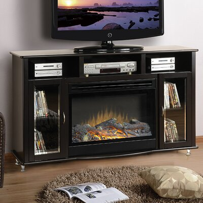 55.5 TV Stand with Fireplace