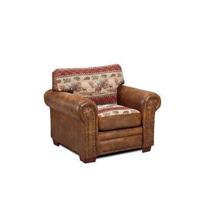 Deer Valley Lodge Armchair