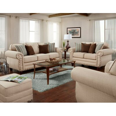 Abington 4 Piece Living Room Set