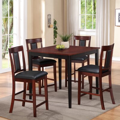 Casual 5 Piece Dining Set