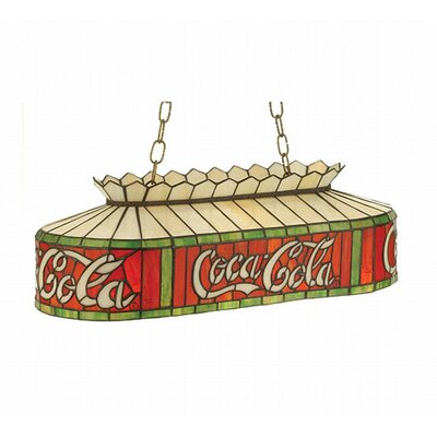 Coca-Cola Oblong Pendant