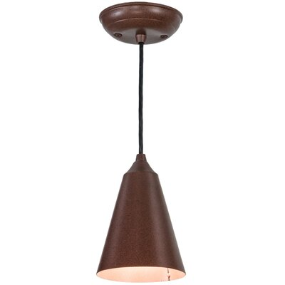 Cone 1-Light Mini Pendant