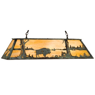 Buffalo 6-Light Pool Table Light