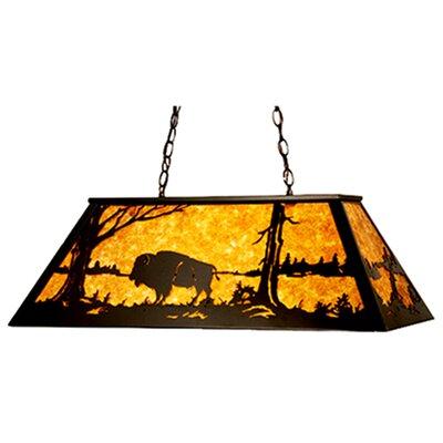 Buffalo 9-Light Pool Table Light