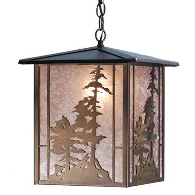 Tall Pines 1-Light Mini Pendant