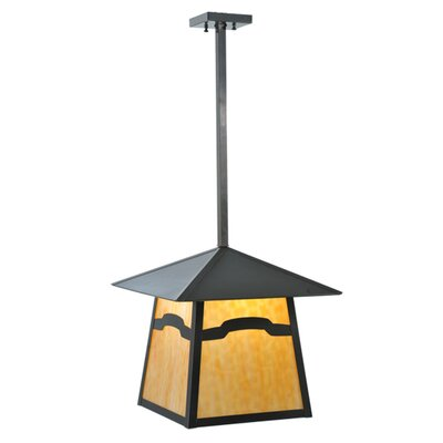 Stillwater Mountain View 1-Light Mini Pendant