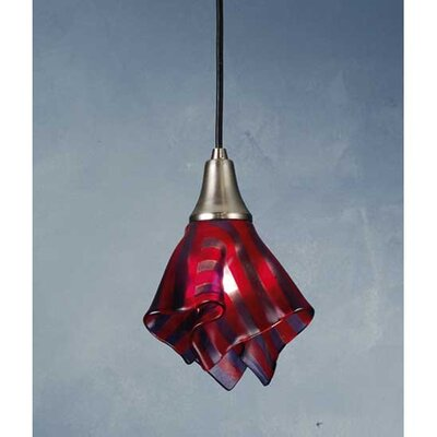 Metro Fusion Satrial's Dream Handkerchief 1-Light Mini Pendant