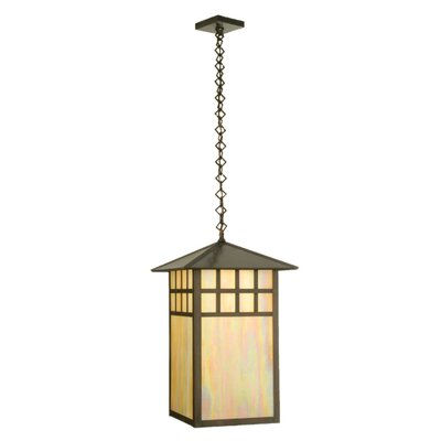 Watchtower Ceiling 1-Light Mini Pendant
