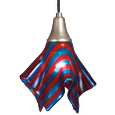 Metro Fusion Satrials Dream Handkerchief 1-Light Mini Pendant