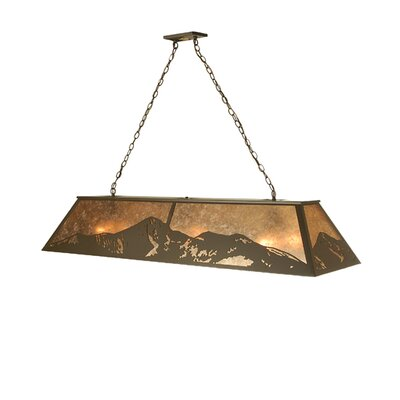 Mountain Range 9-Light Pendant