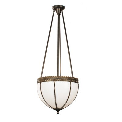 Shansky 2-Light Inverted Pendant