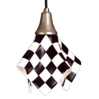 Metro Fusion Grand Prix Handkerchief 1-Light Mini Pendant