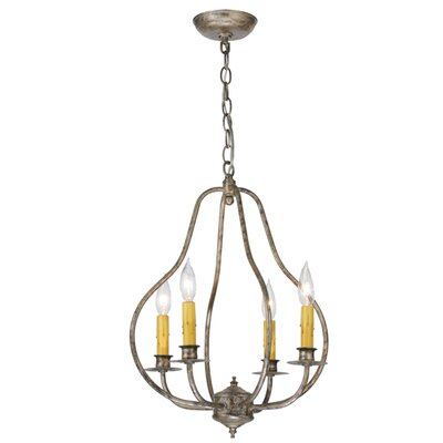 Epare 4-Light Foyer Pendant