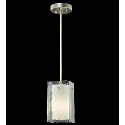 Metro Quadrato 1-Light Mini Pendant