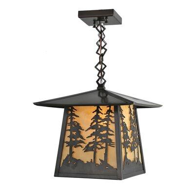 Stillwater Tall Pines Ceiling 1-Light Mini Pendant