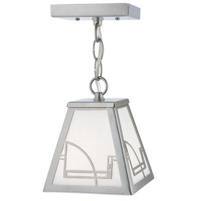 Revival Deco 1-Light Mini Pendant