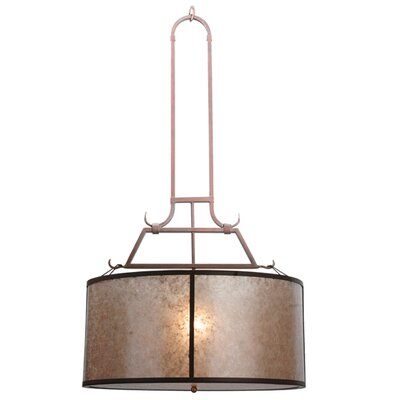 Cilindro Embellir 1-Light Inverted Pendant