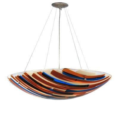 Oceano 4-Light Inverted Pendant