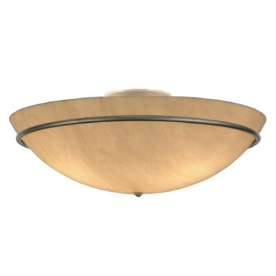 Messina 3-Light Flush Mount
