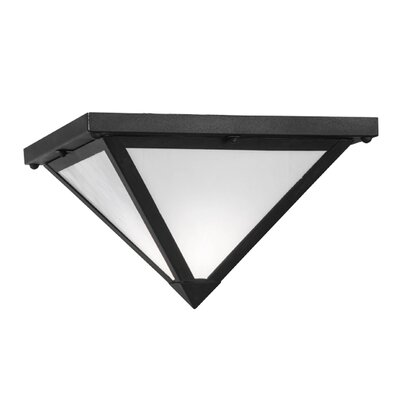 Mission Point 1-Light Flush Mount