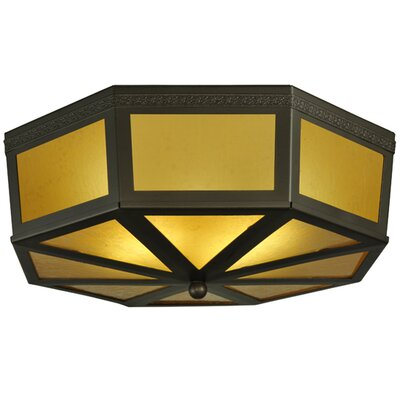 Eltham 2-Light Flush Mount