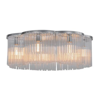 Ivela 7-Light Flush Mount