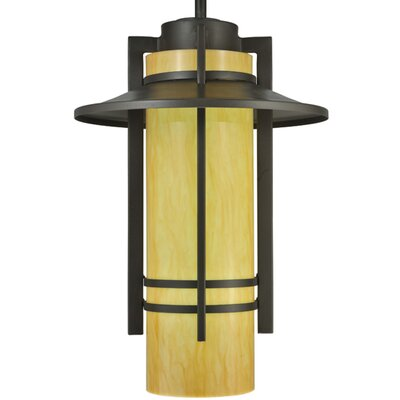 Durrant LED Integrated Bulb Pendant