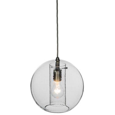 Bola 1-Light Globe Pendant Size: 76 H x 10 W x 10 D