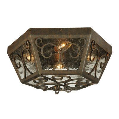 Camilla 4-Light Flush Mount
