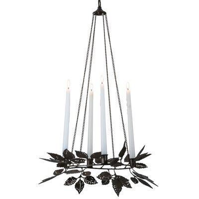 Autumn Crown 4-Light Pendant