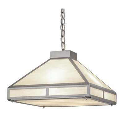 Whitewing Prime 4-Light Pendant