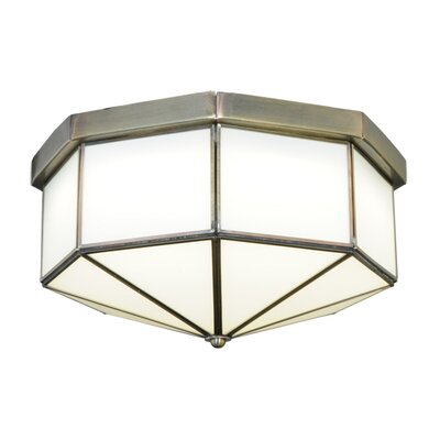Eltham 1-Light Flush Mount