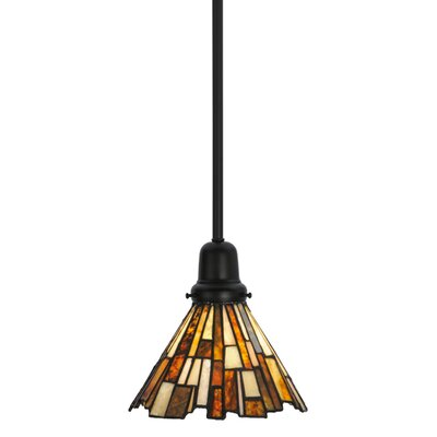 Jadestone Delta 1-Light Mini Pendant