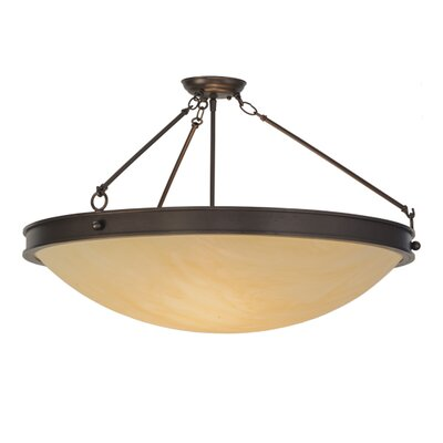 Dionne 3-Light Semi Flush Mount