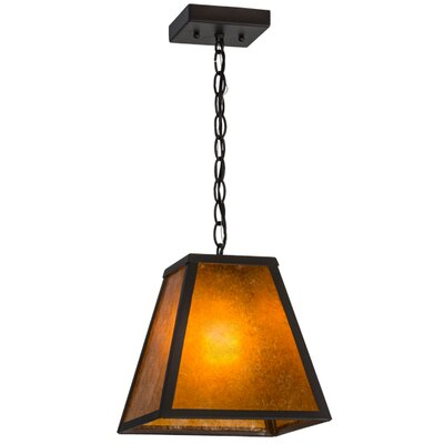 Mission Prime 1-Light Mini Pendant