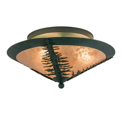 Tamarack 3-Light Flush Mount