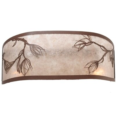 Lone 20 Glass Novelty Wall Sconce Shade