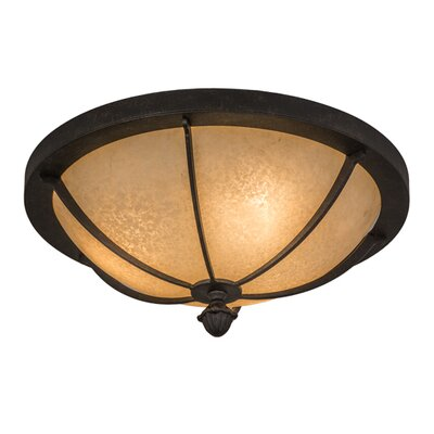 Dominga 3-Light Flush Mount