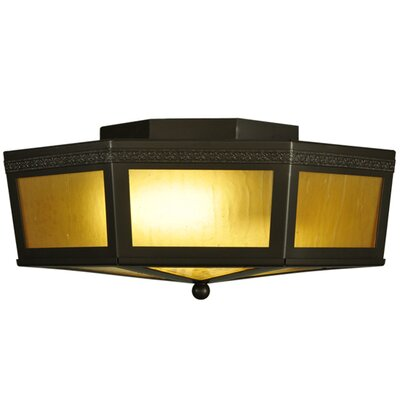 Eltham Dimmable 2-Light Flush Mount