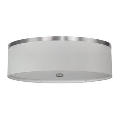 Cilindro 2-Light Flush Mount