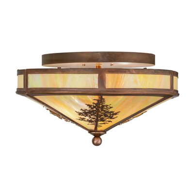 Tamarack 2-Light Flush Mount