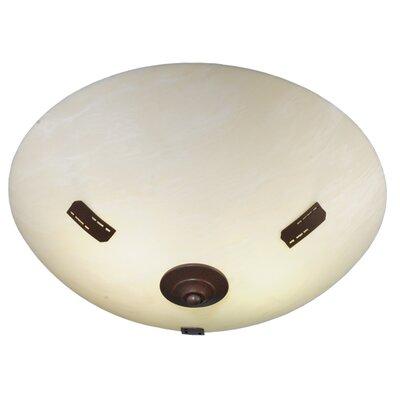 Essence 2-Light Semi-Flush Mount