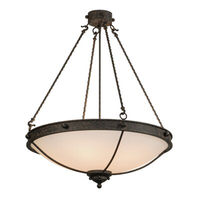 Freya 6-Light Semi Flush Mount