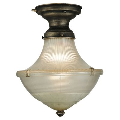 Gaetano 1-Light Flush Mount