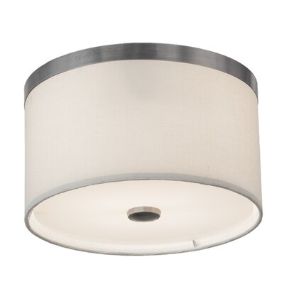 Cilindro 2-Light Flush Mount