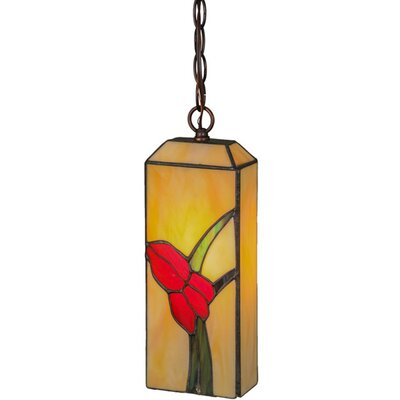 Iris 1-Light Mini Pendant