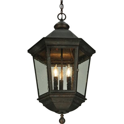 Tiamo 3-Light Foyer Pendant