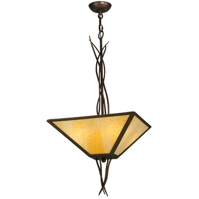 Anala 4-Light Inverted Pendant