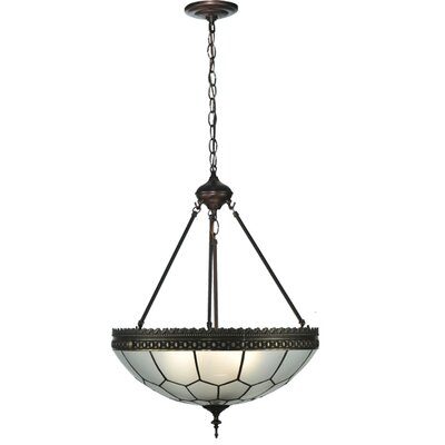 Vincent Honeycomb 3-Light Inverted Pendant
