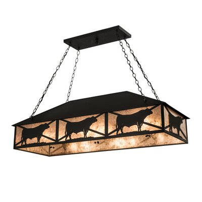 Steer 9-Light Kitchen Island Pendant